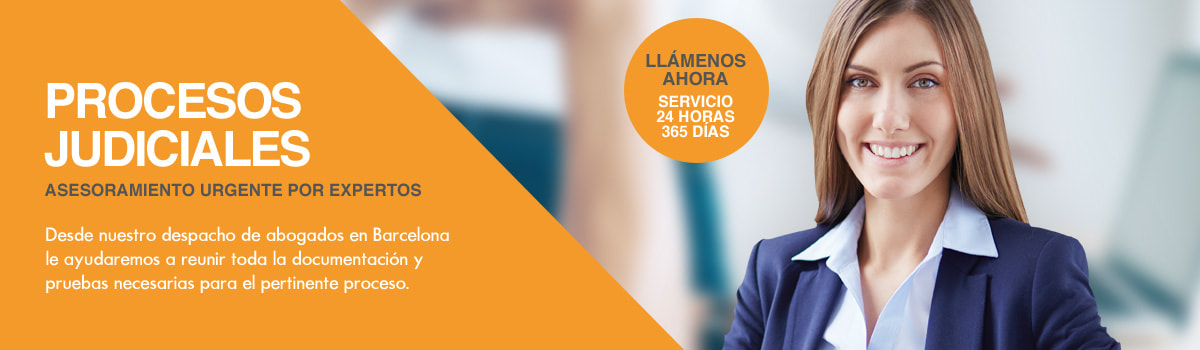 Contacte con un Abogado en Barcelona